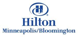 Hilton H Logo Mpls Bloomington